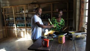 Solar project has 'life changing' impact in rural Malawi