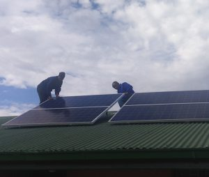 2 KW PV System